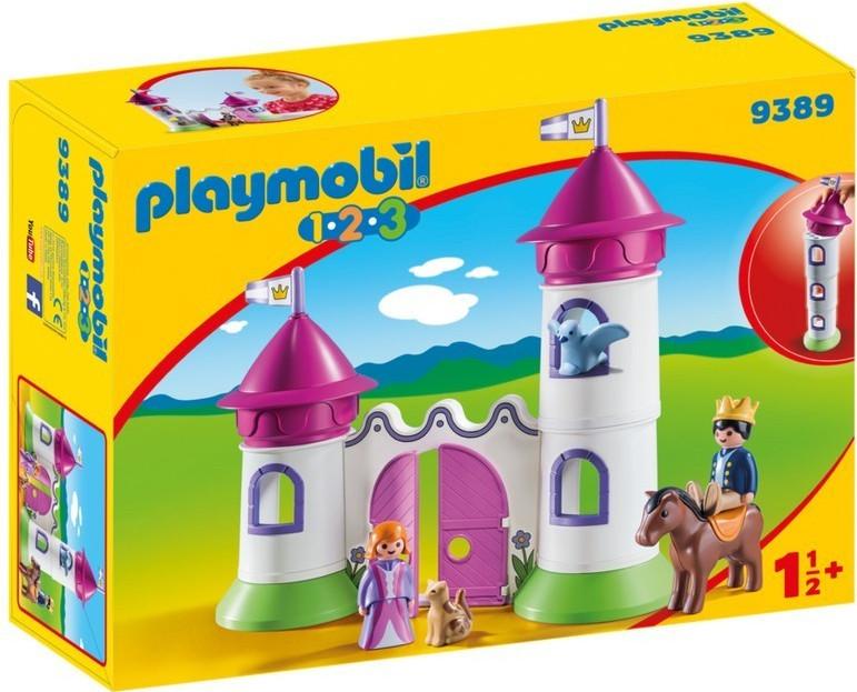 Playmobil Playmobil 9389 Zámek s věží