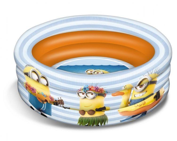 Nafukovací bazén Mimoňové, 100 cm