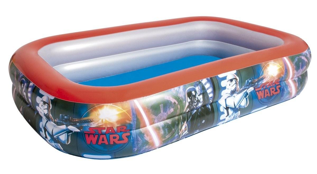 Dětský nafukovací bazén Bestway Star Wars BSW11 261x175x51 cm