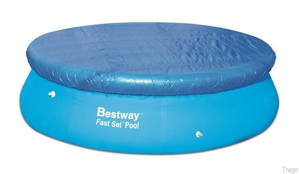 Krycí plachta Bestway 305 cm pro bazény Fast Set