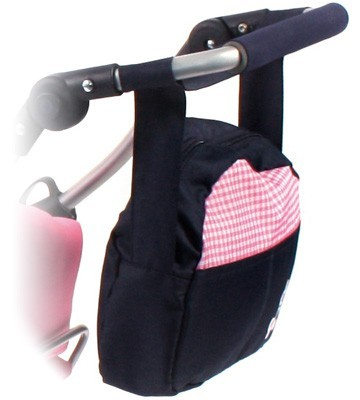 Přebalovací taška ke kočárku pro panenky Bayer Chic 2000 46