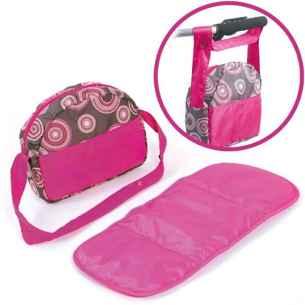 Přebalovací taška ke kočárku pro panenky Bayer Chic 2000 87