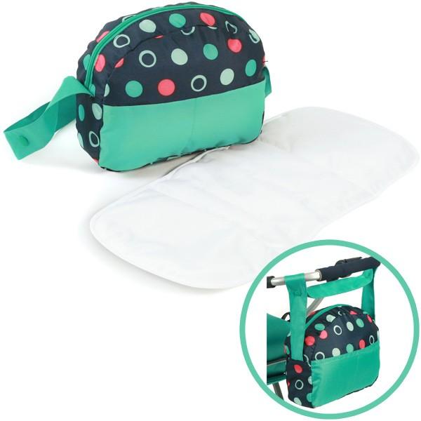 Přebalovací taška ke kočárku pro panenky Bayer Chic 2000 21