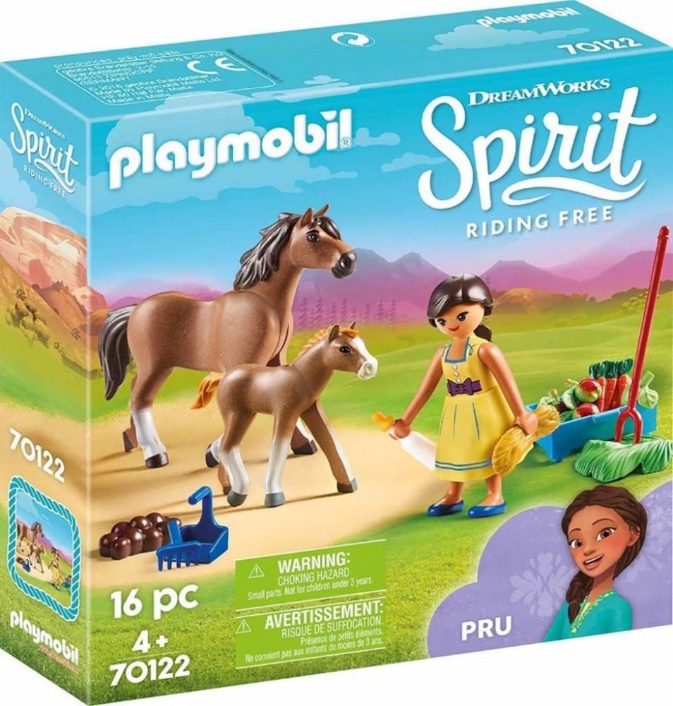 Playmobil Playmobil 70122 Próza s koněm