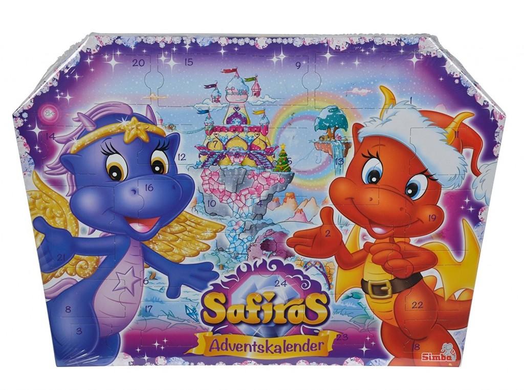 Adventní kalendář Dráčci Safiras