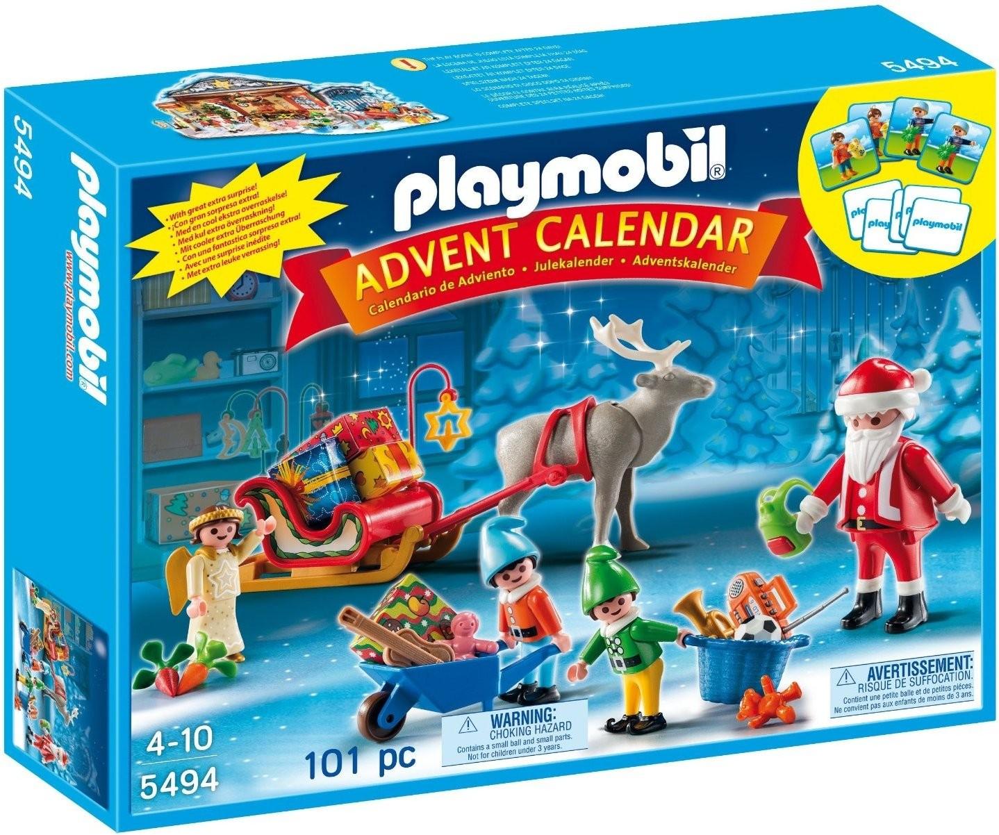 adventni kalendar playmobil Adventní kalendář Playmobil 5494 Balení dárků | Goleto.cz adventni kalendar playmobil