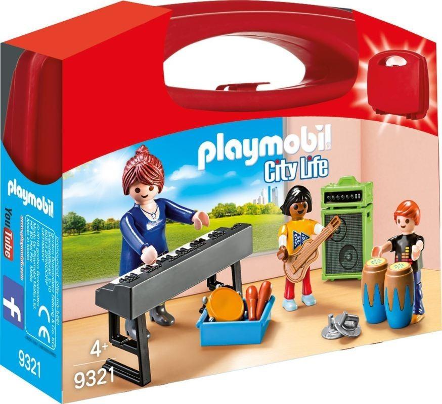 Playmobil Playmobil 9321 Hodina hudební výchovy