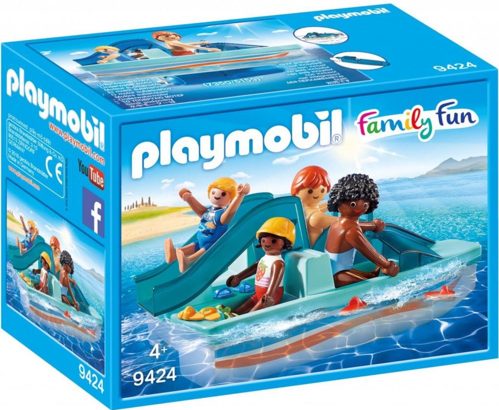 Playmobil Playmobil 9424 Šlapadlo