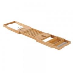 Bambusový podnos na vanu 75-109 cm č.1