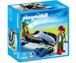 Playmobil Playmobil 4466 Nosítka pro delfíny Playmobil