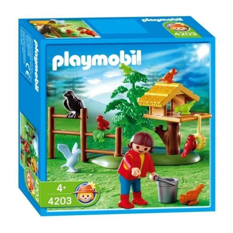 Playmobil 4203 Krmení ptáčků Playmobil