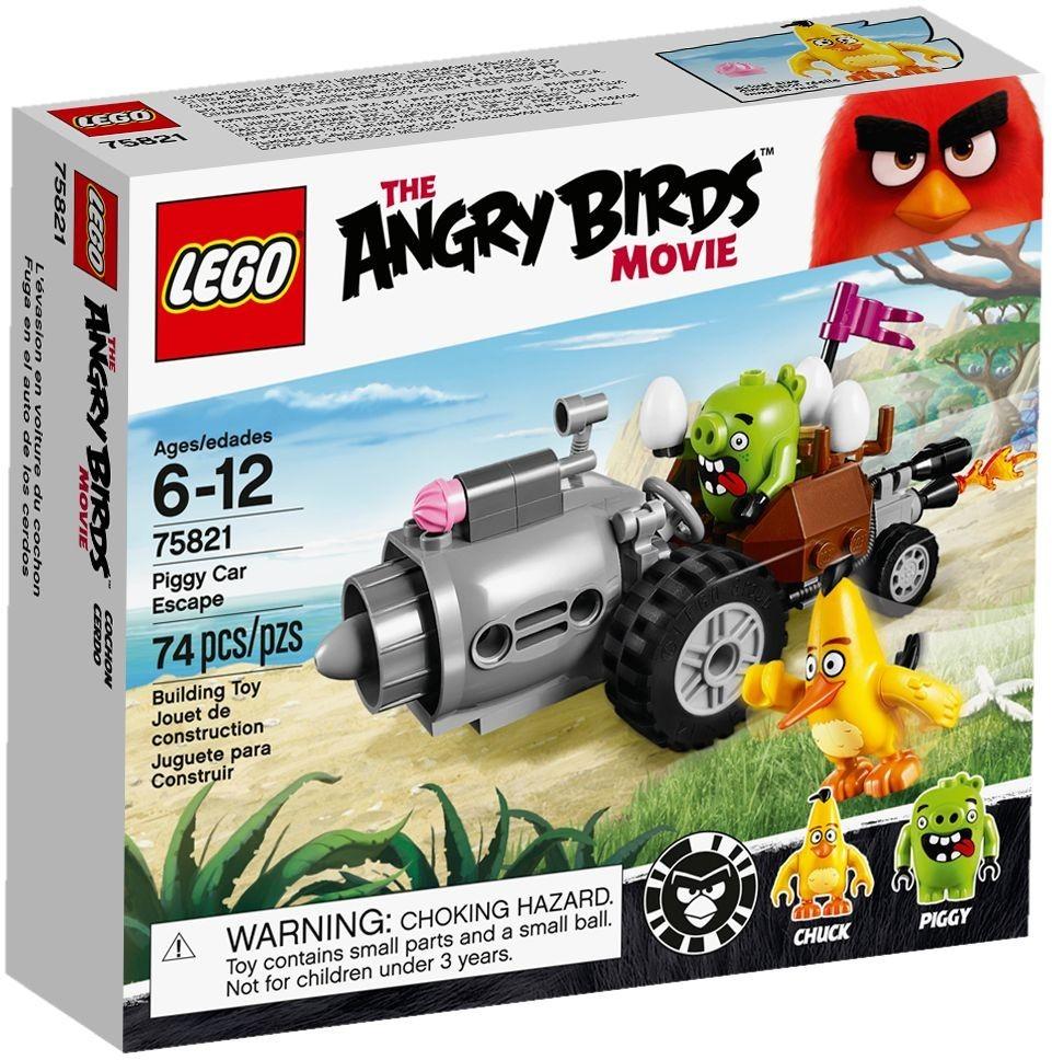 Lego LEGO Angry Birds 75821 Piggyho útěk v autě