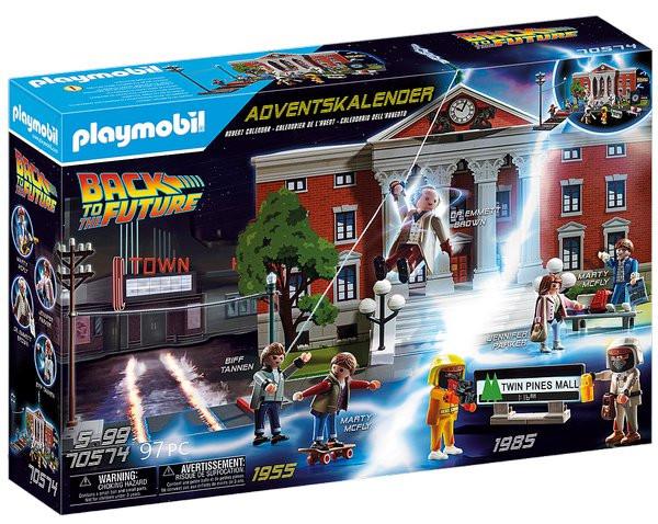 """Playmobil Playmobil 70574 Adventní kalendář """"Back to the Future"""""""