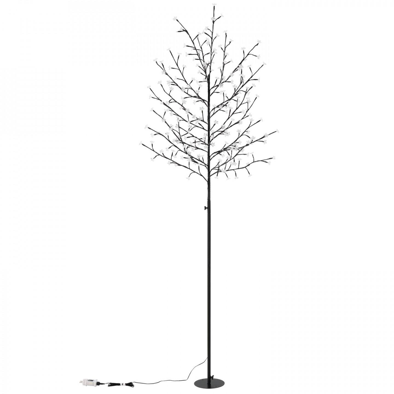 Levně Goleto Dekorační svítící LED třešeň s 200 LED   teplá bílá