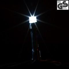 Vánoční LED osvětlení 20 m | studená bílá 200 LED č.5