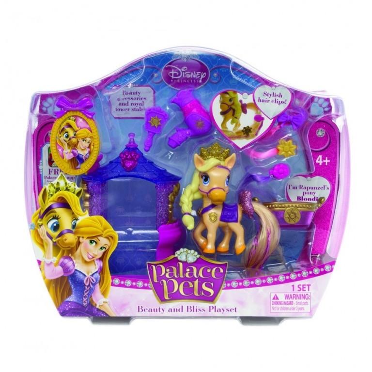 Disney Palace Pets Poník s doplňky