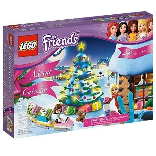 Adventní kalendář Lego 3316 Friends