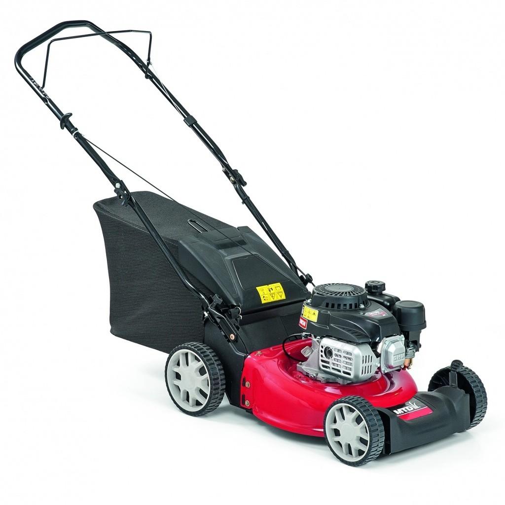 MTD Products AG (Německo) Benzínová travní sekačka MTD SMART 42 PO