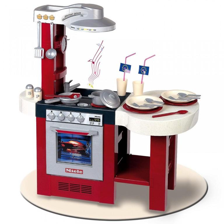 Dětská elektronická kuchyňka Miele Gourmet Deluxe střední