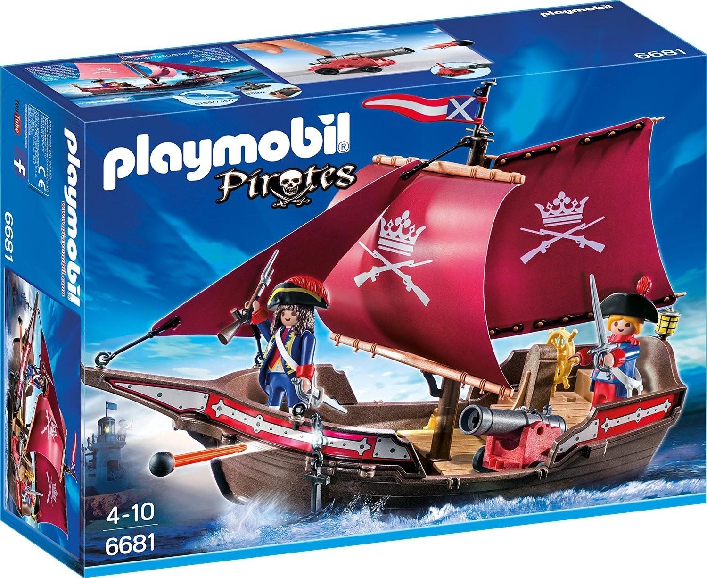 Playmobil Playmobil 6681 Loď vojenské gardy s dělem Playmobil