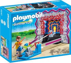 Playmobil Playmobil 5547 Střelnice s plechovkami Playmobil