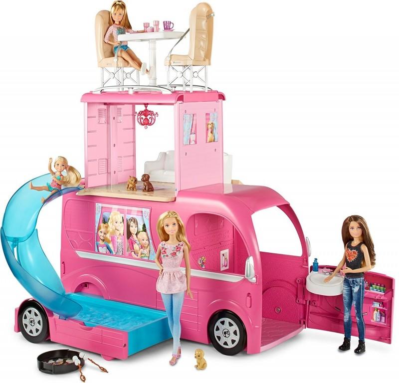Barbie Velký karavan