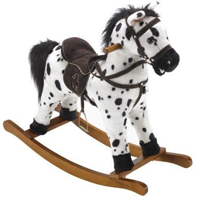 Houpací dřevěný kůň Bayer Chic 2000 06