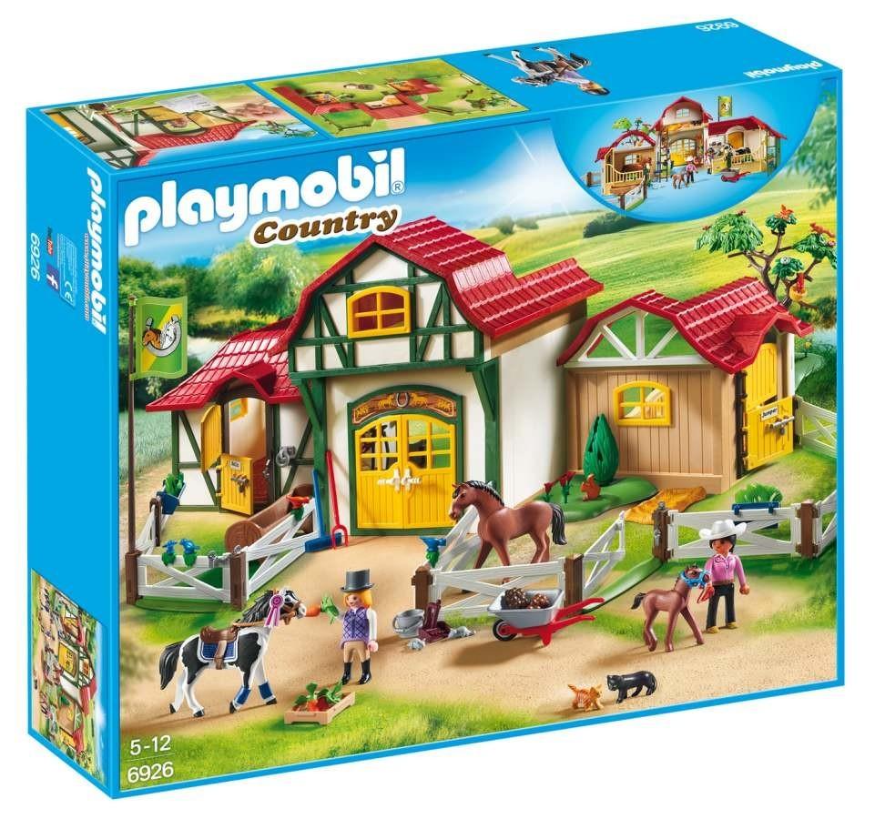Playmobil Playmobil 6926 Velký ranč pro koně