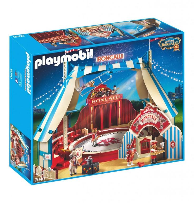 Playmobil 9040 Cirkus Roncalli
