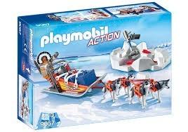 Playmobil 9057 Psí spřežení