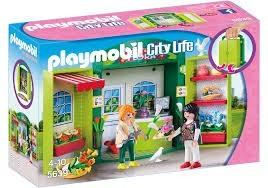 Playmobil 5639 Přenosný kufřík Květinářství