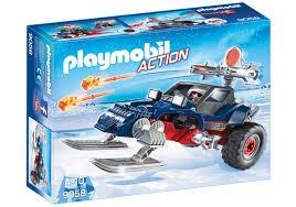 Playmobil Playmobil 9058 Polární auto Playmobil