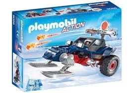 Playmobil 9058 Polární auto