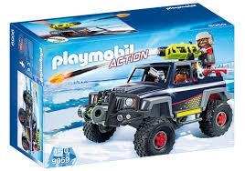 Playmobil 9059 Polární truck