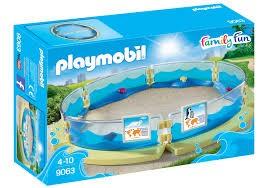 Playmobil Playmobil 9063 Mořský bazén