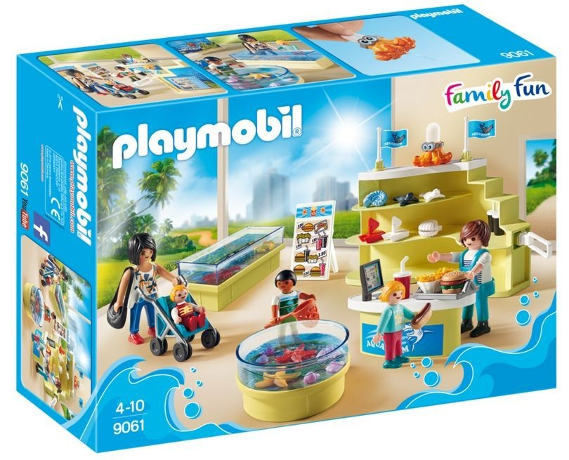 Playmobil Playmobil 9061 Mořský obchod Playmobil