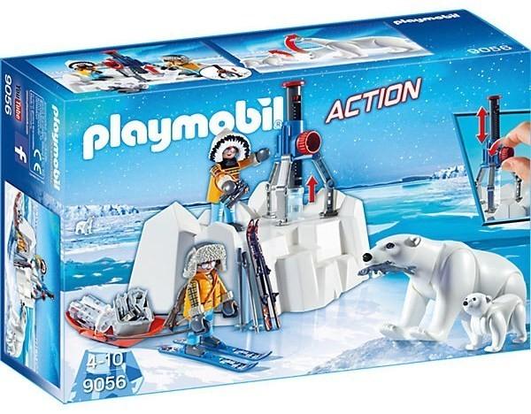 Playmobil 9056 Polární hlídka s ledními medvědy