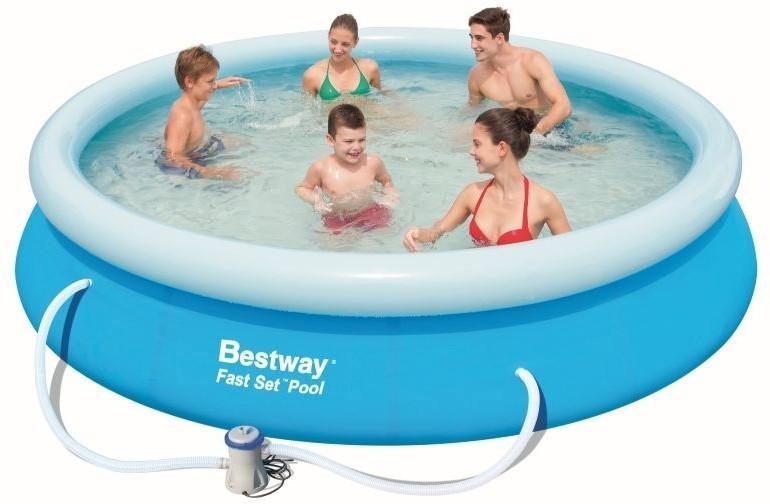 Bazén Bestway Fast Set 3,66 x 0,76 m s kartušovou filtrací