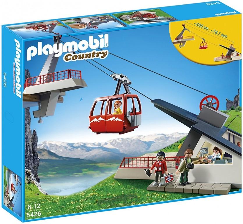 Playmobil 5426 Horská lanovka