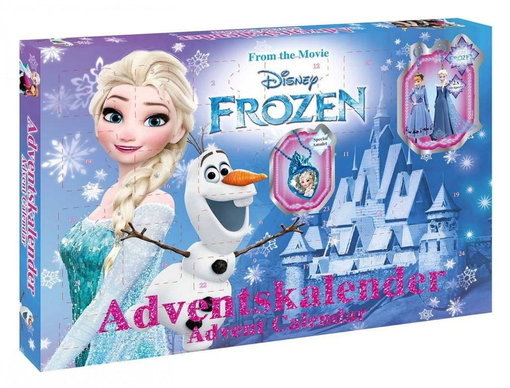Adventní kalendář Frozen Ledové království Craze 2017