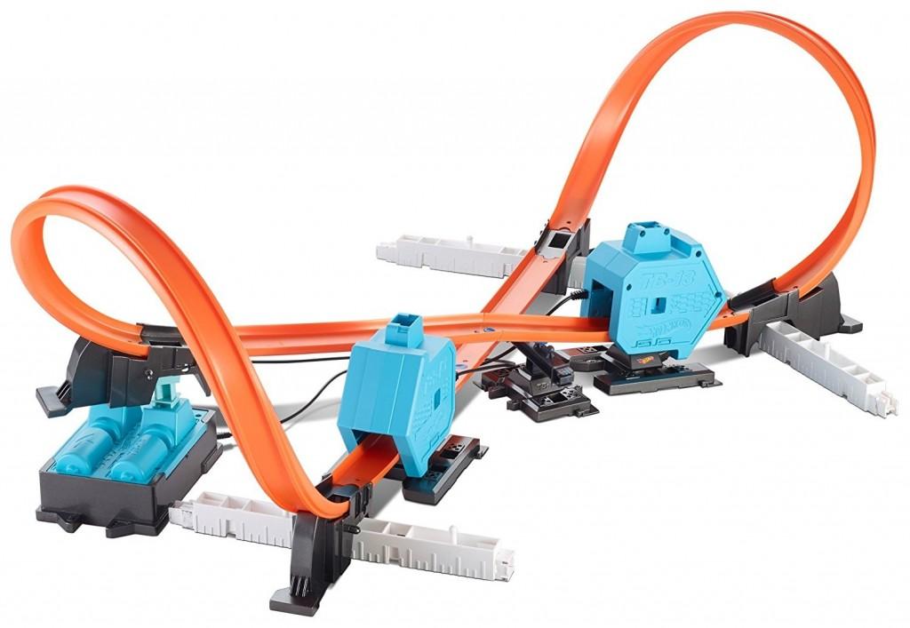 Mattel Hot Wheels Dráha Závodní smyčka