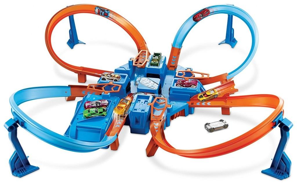 Mattel Hot Wheels Criss Cross Crash
