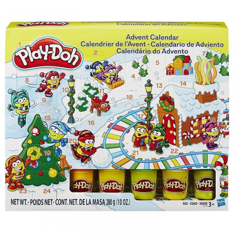 Adventní kalendář Play-Doh