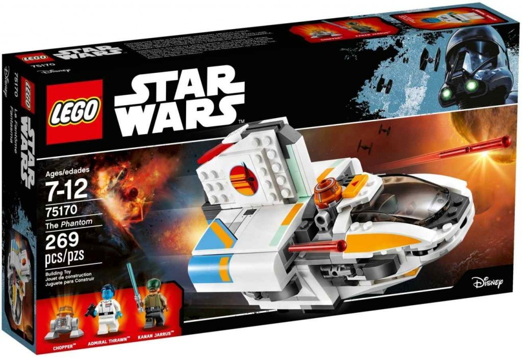 Lego LEGO Star Wars 75170 Phantom