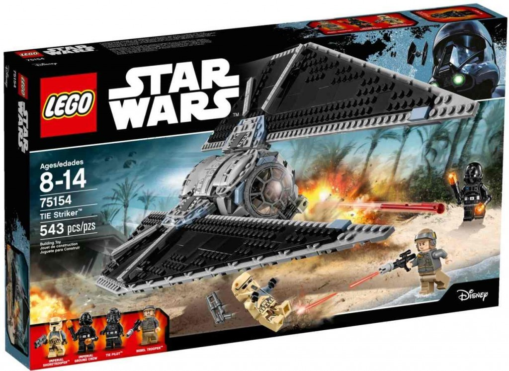 Lego LEGO Star Wars 75154 Stíhačka TIE