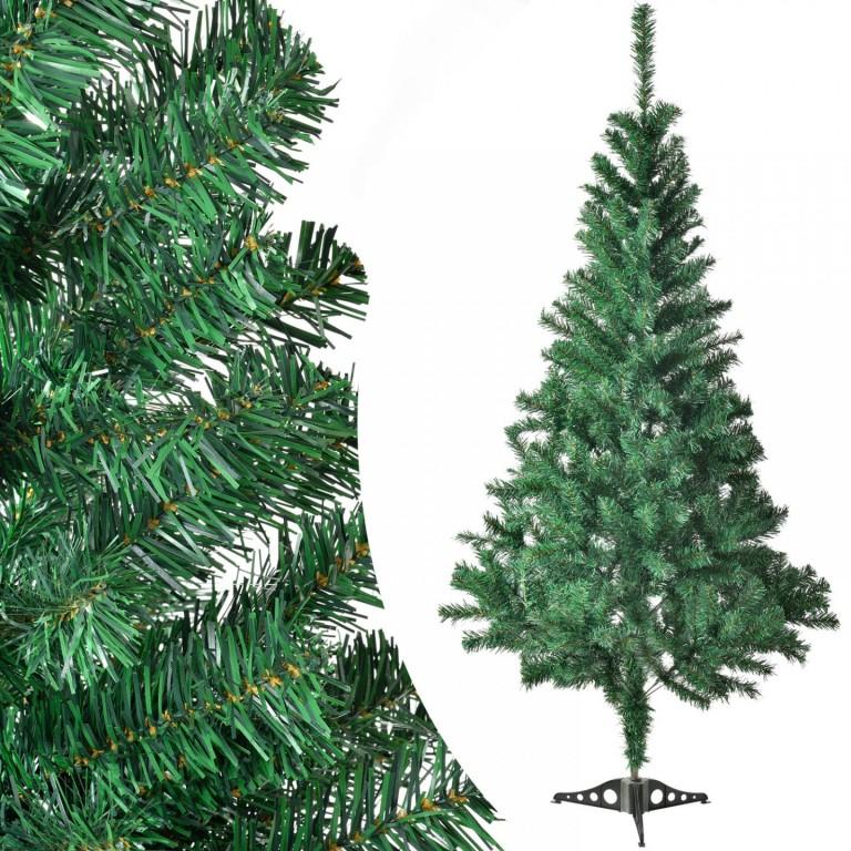 Umělý vánoční stromek 150 cm zelený