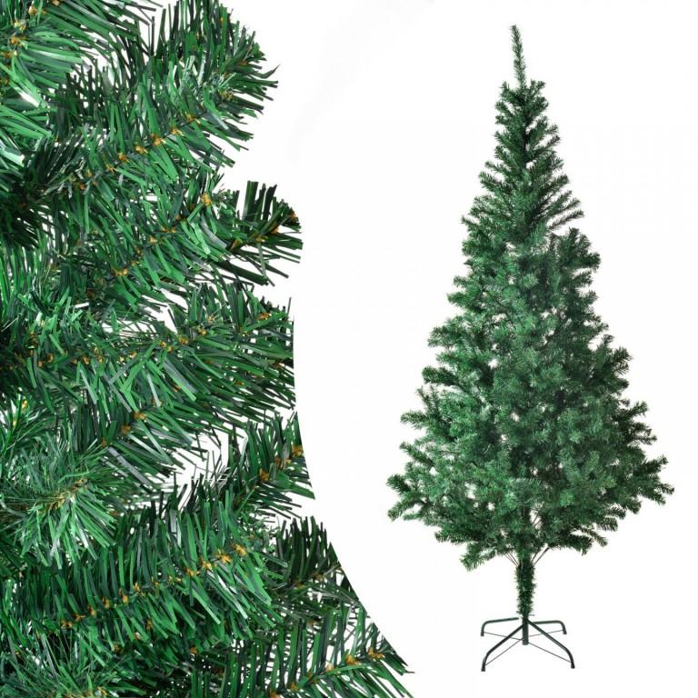 Umělý vánoční stromek 180 cm zelený