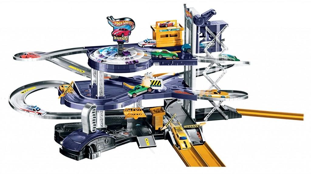 Mattel Hot Wheels Mega garáže