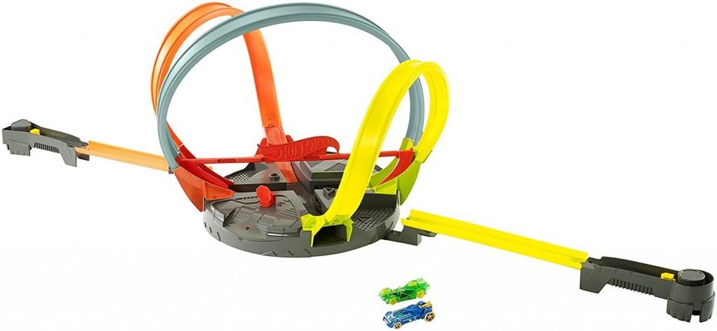 Mattel Hot Wheels Dráha roto revoluce