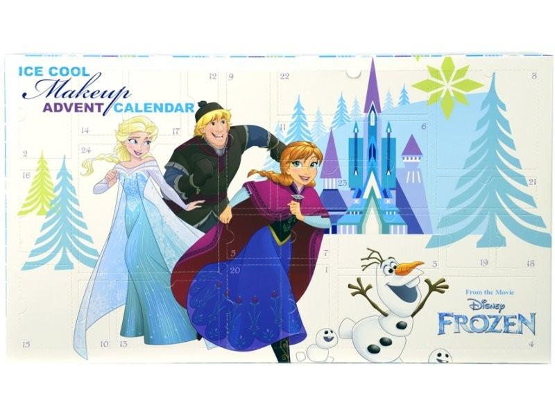 Adventní kalendář Frozen Ledové království Markwins 2017